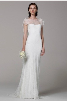 Lace Marchesa Gown