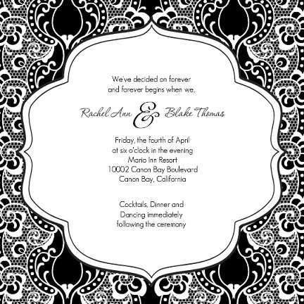 Vintage Wedding Invitations By Wedding Paperie