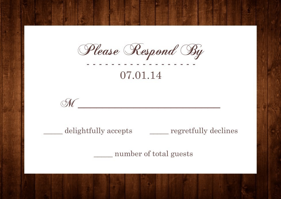 Please rsvp by wording images for Wedding rsvp templates