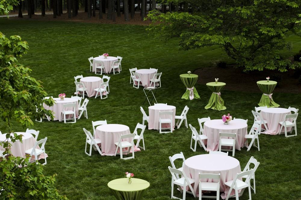 backyard wedding ideas  planning an affordable alfresco affair, Backyard Ideas